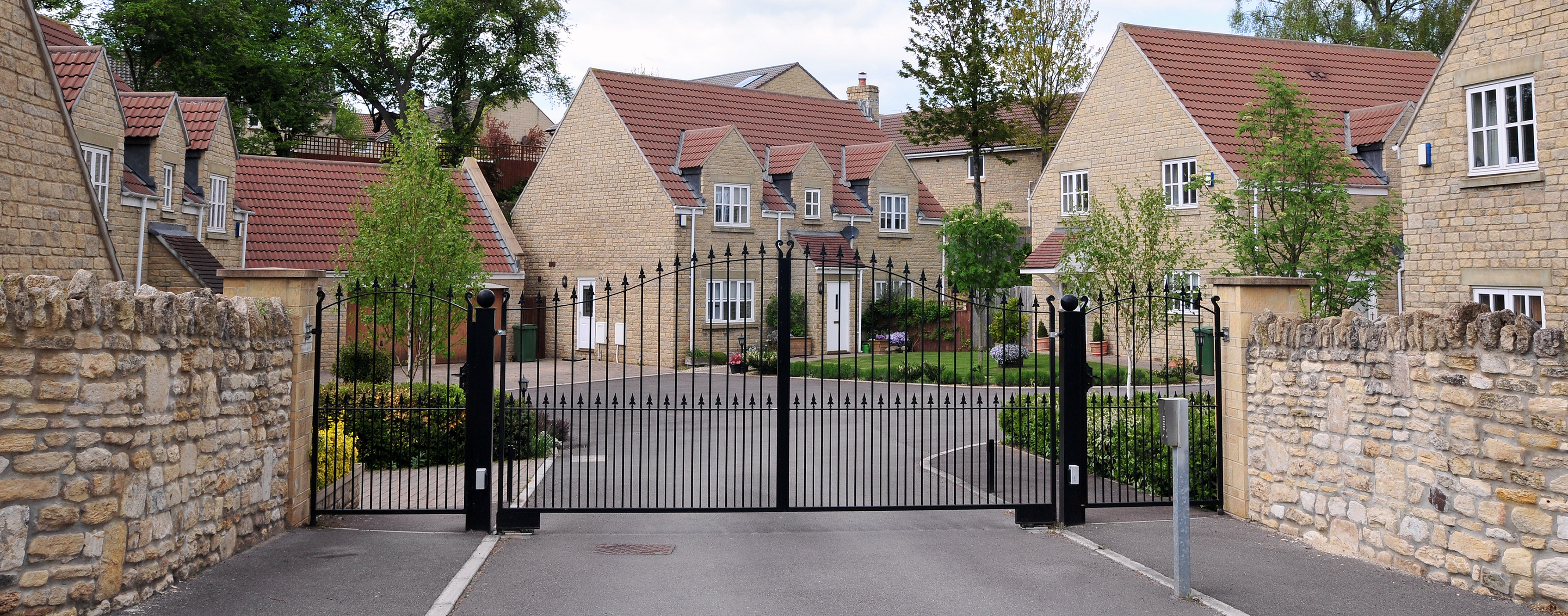 Secure Gated Community